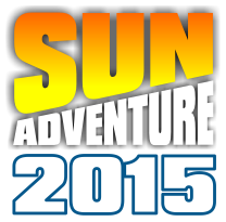 Sun adventure 2015 home and garden Homes and gardens logo
